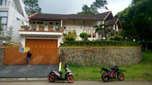 Villa Ims Kampung Daun trinity