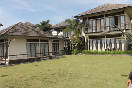 Sewa Villa Trinity Kampung Daun Acara Keluarga Besar