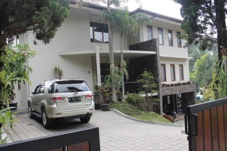 Villa Kampung daun trinity Lembang