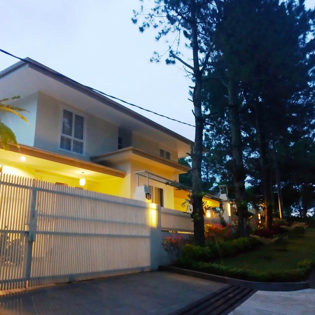 Harga Sewa Villa di Kampung Daun Trinity Lembang – Villa Ims no 18 2019