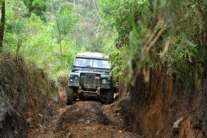 Outbound Kampung daun Lembang